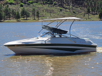 2003 Campion 545i with Airborne Wakeboard Tower