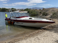 2001 Cole 280 S World Class with Airborne Wakeboard Tower
