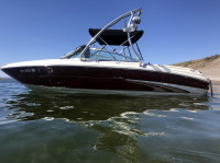 1999 Sea Ray 190 Bowrider with Ascent Wakeboard Tower