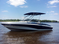 2014 Crownline 215 SS with Airborne Wakeboard Tower