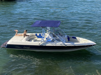 2000 Tige 2300V with Assault Wakeboard Tower