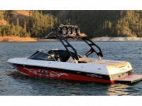 2003 Malibu Wakesetter VLX with FreeRide Wakeboard Tower