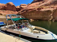 1998 Bryant 232 Limited with Airborne Wakeboard Tower