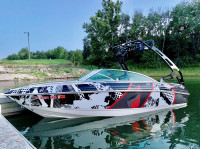 2005 Chaparral 186SSI with FreeRide Wakeboard Tower