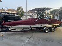 1994 Eliminator 230 Eagle with Airborne Wakeboard Tower