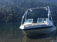 1993 Seaswirl 185SE with Ascent Wakeboard Tower