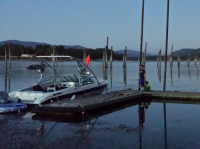 1992 Seaswirl 208SE with Assault Wakeboard Tower